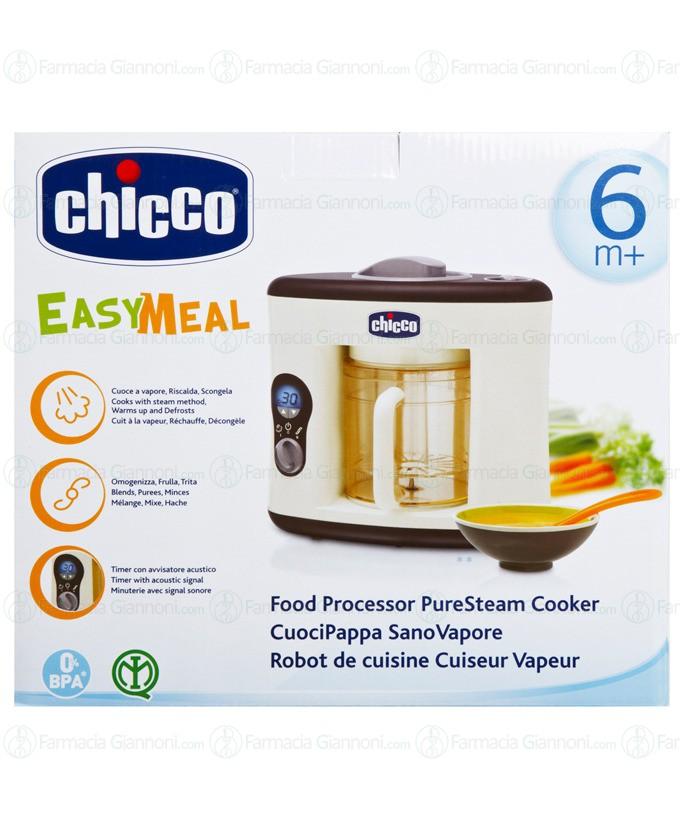 Farmacia giannoni chicco easy meal robot da cucina 6 - Robot da cucina chicco ...