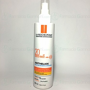 Spray solare ANTHELIOS SPF20 da 200ml