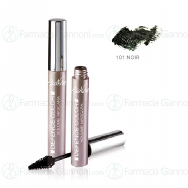 Mascara DEFENCE COLOR VOLUME- Color NOIR Flacone da 8ml