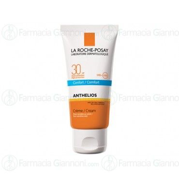 Crema confort ANTHELIOS SPF30 da 50ml