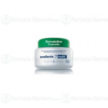 Somatoline Cosmetic Snellente 7 notti - vaso da 250ml