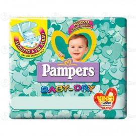 Pampers Baby-Dry taglia 6 15kg/30kg
