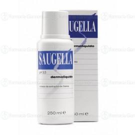 Saugella DERMOLIQUIDO pH 3,5 - Flacone da 250ml