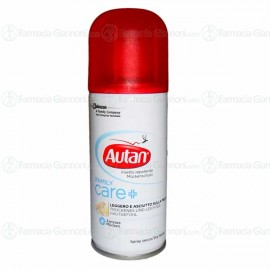 Autan Family Care Spray Secco da 100 ml