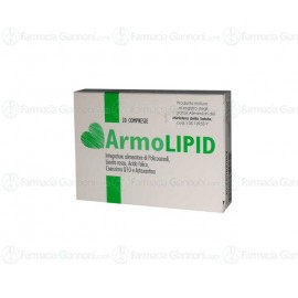 ArmoLIPID Integratore - 20 cpr