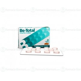 Be-Total Integratore - 20cpr