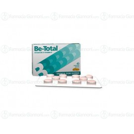 Be-total Integratore - 40cpr