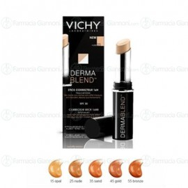 Correttore stick DERMABLEND VICHY n. 25 NUDE 4.5 g