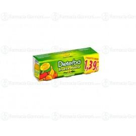 Omogeneizzato Frutta Mista Dieterba - 3 vasetti da 80g (240g)