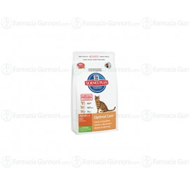 Hill's feline OPTIMAL CARE Adult 1-6 con CONIGLIO Sacchetto da 2Kg