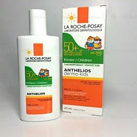 Latte solare ANTHELIOS SPF50+ dermo pediatrics da 40ml