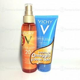 VICHY CAPITAL SOLEIL SPF20 olio solare da 125ml