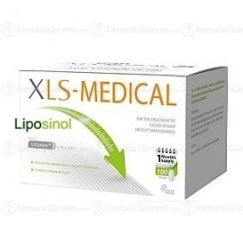 XL-S Medical Liposinol + vitamine 180cps