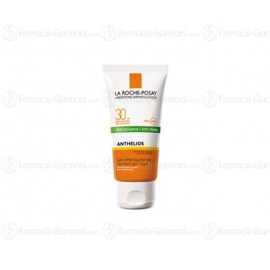 Gel crema tocco secco ANTHELIOS SPF30 anti lucidità da 50ml