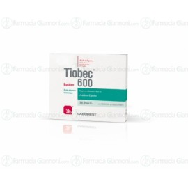Tiobec 600 Integratore - 16 bustine