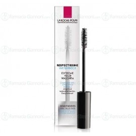 Mascara WATERPROOF RESPECTISSIME LA ROCHE-POSAY NOIR/BLACK  7,6 ml